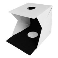 Portable Mini LED Photo Studio Shooting Box - 30cm Photo