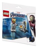 LEGO Marvel Super Heroes Iron Man And Dum-E Photo