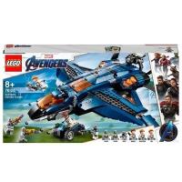 LEGO Marvel Super Heroes Avengers Ultimate Quinjet Photo
