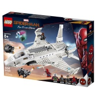 LEGO Marvel Super Heroes Stark Jet and the Drone Attack - 76130 Photo