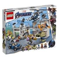 LEGO Marvel Super Heroes Avengers Compound Battle Photo