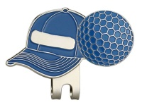 Blue Cap Hat Clip Photo