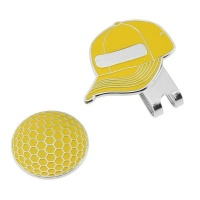 Yellow Cap Hat Clip Photo