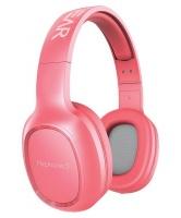 Sonicgear Airphone 3 Bluetooth Headphones - Peach Photo