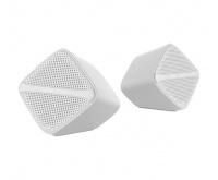 SonicGear Sonicube USB powered Mini 2.0 Speakers - White Photo
