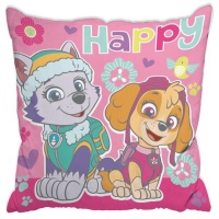 Scatter Cushion Paw Patrol Girls Photo