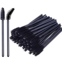 100 Piece Disposable Eyelash Mascara Applicator Wand Brush Photo