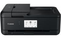 Canon PIXMA TS9540 A3 3-in-1 Wi-Fi Inkjet Printer w/Disc Printing Photo