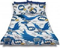 Batman 'Trouble' Duvet Cover Set Photo