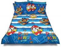 Paw Patrol 'Sketchy' Duvet Cover Set Photo
