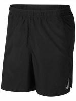 "Nike Men's Challenger 7"" Lined Running Shorts - Black Photo"