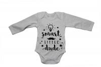 Smart Little Dude! - Baby Grow Photo