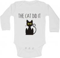 BTSN -The cat did it baby grow- L Photo