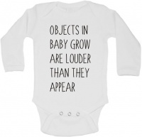 BTSN -Objects in baby grow are louder than they appear- L Photo