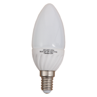 5 Watt LED E14 Candle Bulb 4000k Photo