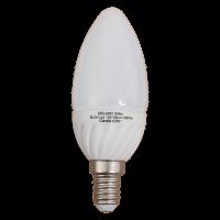 5 Watt LED E14 Candle Bulb 3000k Photo