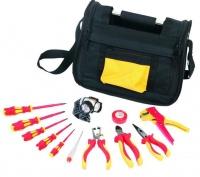 ACDC VDE 1000V 12 pieces Tool Set Carry Bag Photo