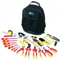 ACDC VDE 1000V 31 pieces Tool Set in Back Pack - ACDC Dynamics Photo