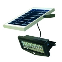 ACDC 10W Solar LED Security Light with Motion Sensor Photo