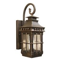 The Lighting Warehouse - Outdoor Lantern Toadbury Small Photo