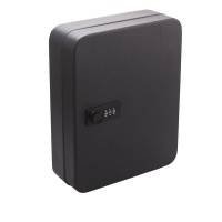 Wall Mount Security Cabinet Box with 20 Key Slots Photo