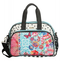Melli Mello Lyan Ladies Diaper Bag - Colourful 17129 Photo