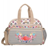 Melli Mello Elif Ladies Diaper Bag - Pink Photo