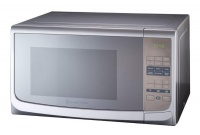 Russell Hobbs Silver Electronic Microwave - 28 Litre Photo