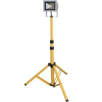 ACDC 30W LED Floodlight Stand 2000x295MM 6400K Daylight - ACDC Dynamics Photo