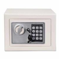 Electronic Safe Box Digital Security Keypad Lock - white Photo