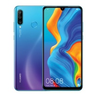 Huawei P30 Lite Single 128GB - Peacock Blue Cellphone Cellphone Photo