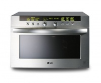LG 38L Stainless Steel Microwave - MA3884VC Photo