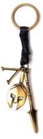 Assassins Creed Odyssey- Premium Keychain- Leather & Metal Photo