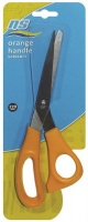 NS 923 Office Scissors - Orange Handle - 220mm Photo