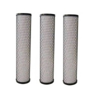 Big Blue CTO Carbon Block Water Filter Replacement Cartridge 3 Pack Photo