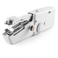 Handheld Sewing Machine Mini Cordless Handheld Electric Sewing Machine Photo
