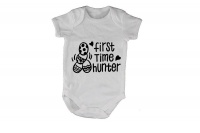 Easter - First Time Hunter - Baby Grow Photo