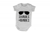 Shades & Babes - Baby Grow Photo