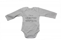 I'm a Limited Edition - Baby Grow Photo