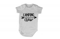 Camping Crew - Baby Grow Photo