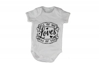 All of Me Loves All of You - Baby Grow Photo