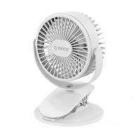 Orico Mini Clip Desktop Usb Fan White Photo