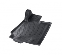 Afriboot Ford Ranger T6/Mazda BT-50 DC 2011-Present TPE Floor Liners 4 piecess Photo