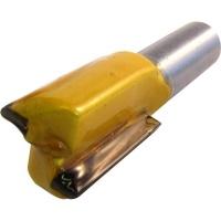"Pro-Tech Straight Bit 22mm X 38mm Cut 2 Flute Metric 1/2"" Shank Photo"