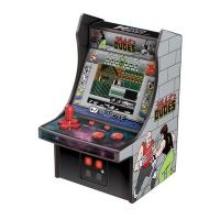 "6"" My Arcade Bad Dudes Micro Arcade Machine Photo"