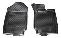 Afriboot Mazda BT-50 S/C 2011-Present TPE Floor Liners 2 piecess Photo