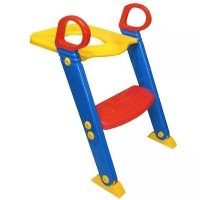Toilet Ladder Chair Potty Trainer for Girls and Boys. 1 -3 years old Photo