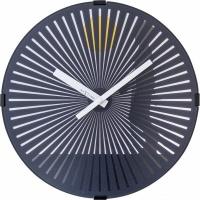 NeXtime 30cm Walking Man Motion Wall Clock - Designed by Zoltan Kecskemeti Photo