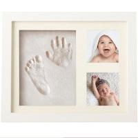 CG Baby Hand and Footprint Kit Frame Photo
