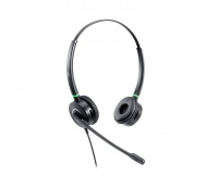 VT 6909 Office / Call Centre Headset - USB - Duo for Skype-for-Business Photo